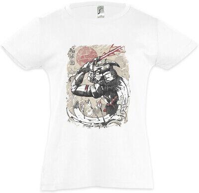 Mädchen T-Shirt Ninja Star Vader Japan Fun Rüstung  Wars (Darth Vader Mädchen)