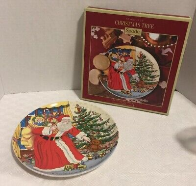 Spode Christmas Tree Cookies For Santa 9