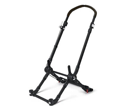 Bugaboo Cameleon 3 chassis Black frame (faux leather handlebar)