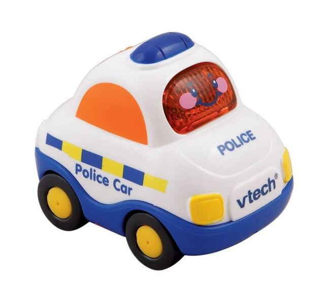 VTech Baby Toot-Toot Drivers Police Car, 12Months+