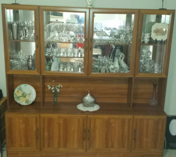 Timber wall unit | Cabinets | Gumtree Australia Cairns City ...