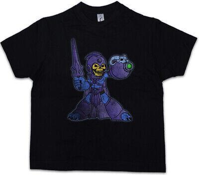 MEGATOR Kinder Jungen T-Shirt Masters of the Skeletor Mega Fun Man Motu Universe online kaufen