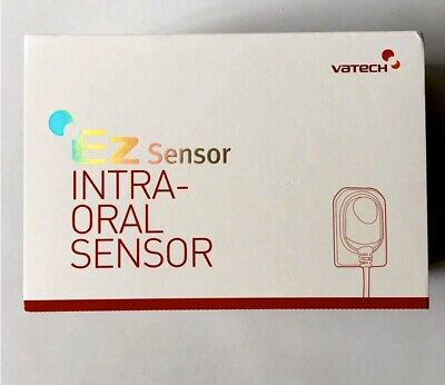 Digital Dental X-ray Sensor Vatech 1.5 Size Software Included Original