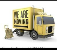 LAST MINUTE MISSISSAUGA BRAMPTON MOVERS 647-960-4564