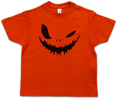GLOWING HALLOWEEN PUMPKIN III Kids Boys T-Shirt Horror Trick or Treat - Halloween Iii Pumpkin