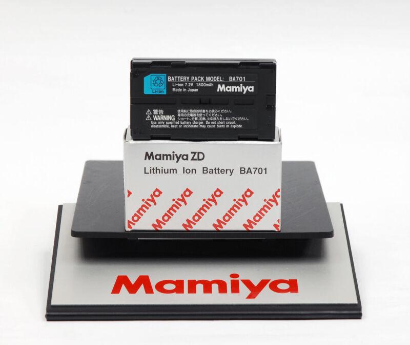 Mamiya ZD DIGITAL BODY BATTERY