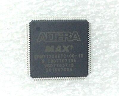 Epm7128aetc100-10 Altera Cpld - Max 7000 128 Macro 84 Ios 2 Pieces