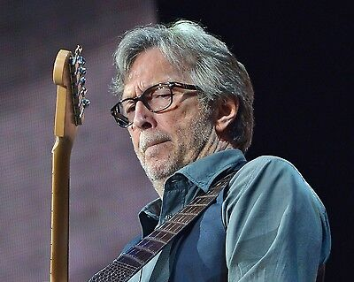 Eric Clapton 8 x 10 GLOSSY Photo Picture