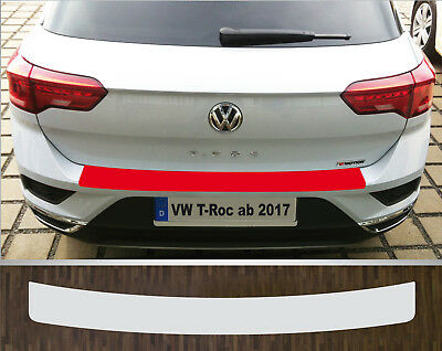Ladekantenschutz Lackschutzfolie transparent VW T-Roc, ab 2017
