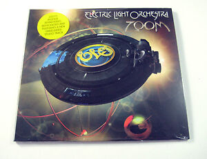 Electric Light Orchestra - Zoom - CD NEW & SEALED Digipak 2013  ELO Jeff Lynne