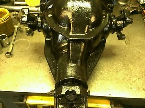 1963 79 REAR END DIFFERENTIAL CORVETTE 3:08 RATIO WITH SIDE YOKES, NO CORE