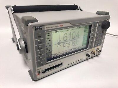 Racal-dana 610406 Gsmgprs Digital Radio Test Setsold As Is Cal Fail