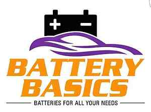 Battery Basics - battery retail and 24/7 roadside. Bankstown Bankstown Area Preview