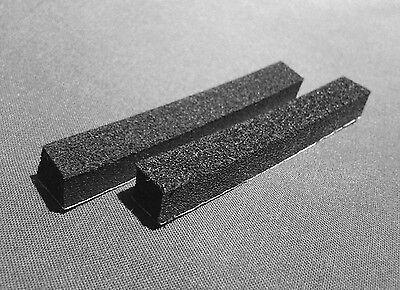 - GUITAR/BASS PICKUP HEIGHT ADJUSTMENT FOAM/SPONGES X 2 - H 8mm X W 10mm X L 70mm