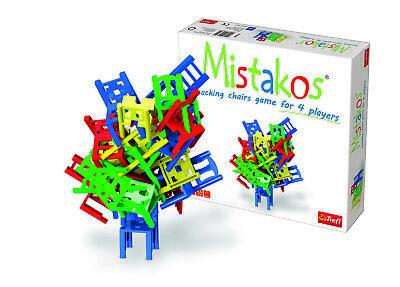 Mistakos - Stapelspiel Stapelstühle