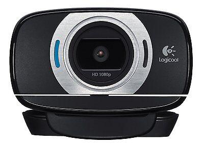 LOGICOOL HD webcam full HD video support C615