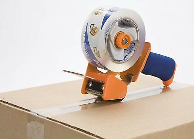 Duck Bladesafe 2 Tape Gun Dispenser W 1 Clear Tape 3 Core Metalplastic