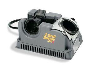 Drill Bit Sharpener,118 Or 135 Deg DRILL DOCTOR DD500X