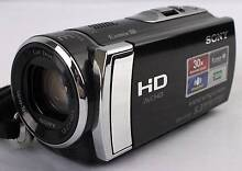 Sony HDR-CX190 HD Handycam 5.3MP Camcorder Morley Bayswater Area Preview
