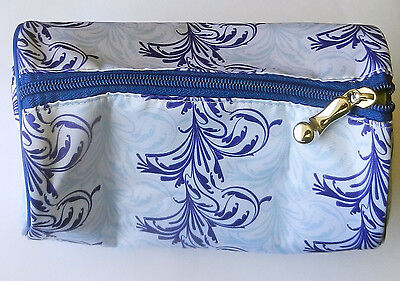 CLARISONIC Leafy Swirl Barrel Travel / Storage Bag For All (Clarisonic Travel Bag)