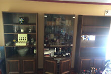 1980s Display and Bar cabinet Oakleigh East Monash Area Preview