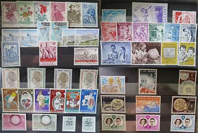 BELGIUM 1960 YEAR SET MNH** by1/cr260