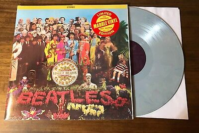 THE  BEATLES SGT. PEPPERS LONELY HEARTS CLUB BAND GOLD  COLORED VINYL IMPORT (Gold Sgt Pepper)