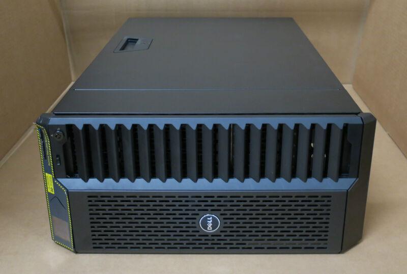 "Dell Poweredge Vrtx Shared Infrastructure Platform For Blade Servers 25 X 2.5"""