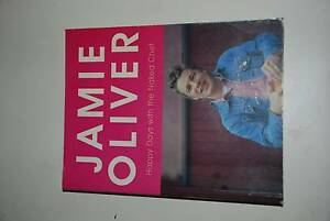 Jamie Oliver Happy Days with the Naked Chef Cookbook Crawley Nedlands Area Preview