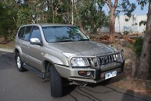 2006 Toyota LandCruiser Wagon Rowville Knox Area Preview