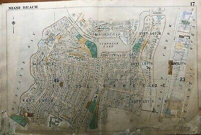 US CONFEDERATE STATES 1862 FL MAP Sanderson Sanford Sanibel Island Sarasota HUGE
