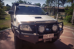 Toyota Hilux 3.0L Turbo Diesel 4x4 Ute. WITH EVERYTHING! Caboolture South Caboolture Area Preview