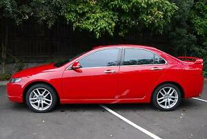 2005 Honda Accord  Euro Luxury Sedan Croydon Burwood Area Preview