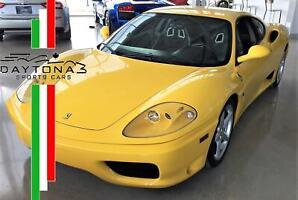 2000 Ferrari 360 -