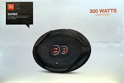 """NEW JBL GX963 GX Series 3-Way 6""""x9"""" Car Audio Speakers (1-Pair) 6x9"""