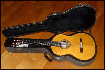 Rodriguez 1998 Model C Classical Guitar