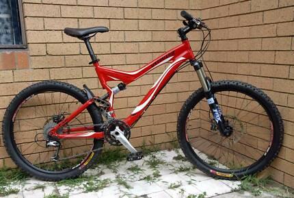 Specialized Stumpjumper Elite FSR M5 mountain bike
