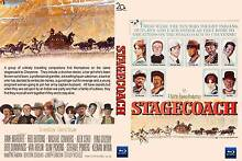 Stagecoach 1966 Bluray   THis is fast becoming Rare Happy Valley Morphett Vale Area Preview