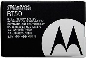 GENUINE Motorola BT50 Cell Phone Battery SNN5771B for Moto Q W755 A45 QA30