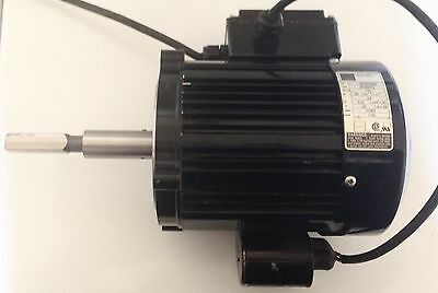 Bodine Industrial Single Phase Electric Motor 48x6bfci 1750 Rpm 13 Hp