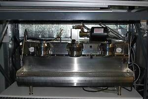 Coffee Machine Synesso 3 Group Cyncra Toowoomba Toowoomba City Preview