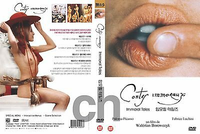 Immoral Tales ,Contes immoraux (1974) -  Walerian Borowczyk   DVD NEW