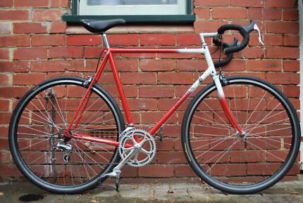 Blucher vintage racing bike. Fully Serviced. Reynolds tubing Flemington Melbourne City Preview