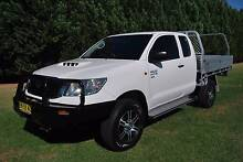 2011 Toyota Hilux MY12 SR EXTRA CAB CAB CHASSIS Hobartville Hawkesbury Area Preview