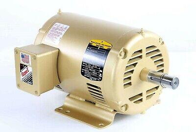 New 36g548s729g1 Baldor Reliance Super-e Motor 7.5hp 3450 Rpm 380v 3 Phase