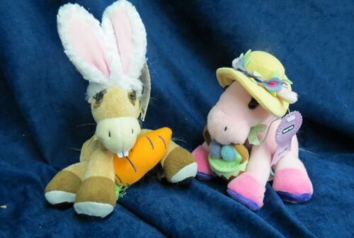 Breyer Plush Retired Easter Bucky and Bonnie