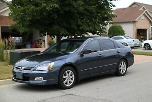 2007 Honda Accord EXL- Navigation