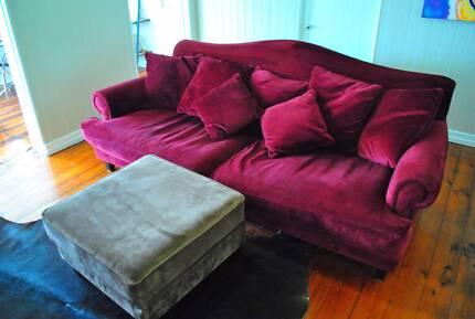 Sofa Coco 3.5 Seater Brassall Ipswich City Preview