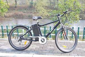 NEW ELECTRIC MOUNTAIN BIKE. NO FUEL. NO REGO. NO LICENCE REQUIRED Sydney City Inner Sydney Preview
