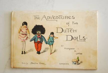 The Adventures of two Dutch Dolls- 1895